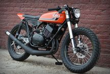 Yamaha RD's / RD bikes