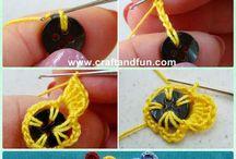 Crochet - Buttons