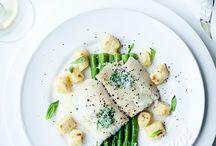 Kuchnia - ryby i owoce morza