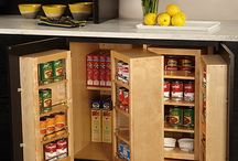 Kitchen Storage Solutions / Looking for smart ideas to maximize your space? WOLF can help.