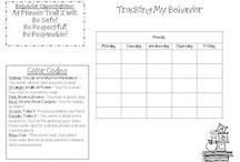 Teach-Behavior / by Mary Buell