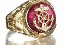 nautical ring men