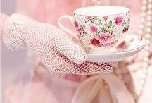 ♡Vintage Tea Party♡
