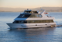 The SF Wine Fleet / #luxury #yachts #charters #boats #eventvenue #venue #bayarea #sanfrancisco #bay