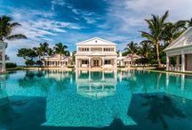 Pools in Florida / by Florida Treasure Coast Real Estate