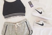 Sporty lookbook