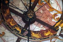 Astronomical & Zodiacals Clocks