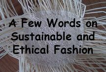 Sustainable and Ethical Fashion: Passport Couture / Sustainable and ethical advocacy in fashion choices and designs.