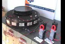Magnetic power generator