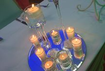 Shaan Wedding centre pieces