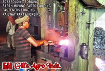 Forged Tractor Parts / Agriculture Parts Forgings, Forged Harvester Fingers, Automotive Components Forging Parts, Forging Fasteners Items bolts nuts, Eye Bolts, Forged Flanges, Earth Mover Parts, Forged JCB components, Auto Parts Forging, Forged Tractor Parts, Scaffoldings & Couplers Forgings, Railway Fasteners Forgings etc. Mobile: +91-8937800001, +91-8937800002 Email: gillagroindustries@hotmail.com Website: http://www.gillsagroindustries.com