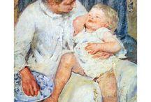 Art Mary Cassatt / by Allene Nicolai