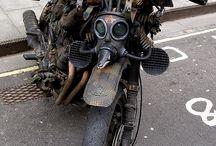le monde des motards