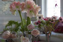 Arrangera blommor