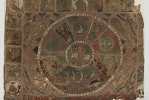 medieval tapestries and embroideries