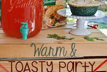 Tablescapes & Party themes