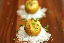 Savor the Savory  / by Michelle Ono