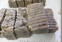 Soap for Nooks and Crannies
