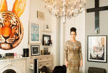Living Room/Formal Sitting Room / by Samantha Ballou