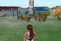 The Greyville Adventure / Visiting Greyville at Nara's Nook in OpenSim
