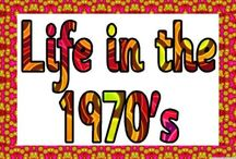 Life in the 70's / The tail end of my high school years and my wild and crazy college years. I have to say it was a lot of fun....I am glad I survived :)