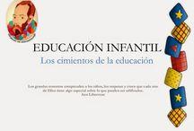 E.Infantil por proyectos