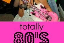 80's party ideas