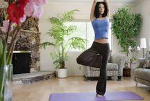 Meditation & Yoga / Meditation & Yoga / by Ashley Alyssa Sample