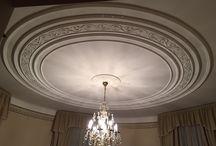 PRIVATE HOME DECORATION 11/2014 / Ornamental plaster works - PA.CA. srl PRIVATE HOME DECORATION 11/2014