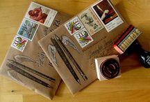 Mail Art / by Karyl Howard