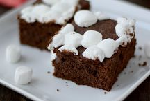 Brownie and Bar Recipes / Brownies and bars of all kinds and flavors!
