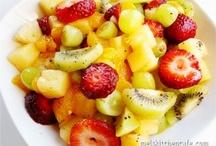 Food/Snacks/Salads/Drinks / by CE Thompkins