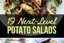 SALADS - Potatoes