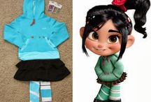 Cos me baby / Costumes an cos play ideas
