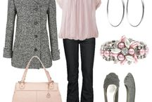 outfits  / by Anamarie Molina