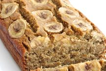 Healthy treats / Sugar free gluten free banana bread