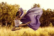Dance......:) / by Kaila Williams