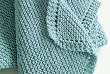 Janet / Knitting