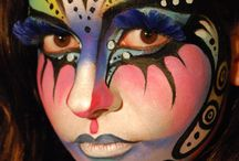 Face Painting  / by Auryn's Lair