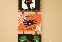 Kids Halloween craft