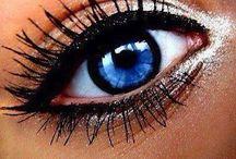 eye makeup...?