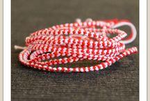 March bracelets / bracelets