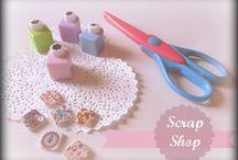 Paper Shop / Paper, Scrapbook, Sellos, Stickers, Shop, Papel, Pegatinas, Compras,