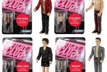 Fight Club Action Figures / Yep. FIGHT CLUB action figures are now a thing. And you know you want 'em.  Get them here: http://tinyurl.com/fcfigures / by Chuck Palahniuk