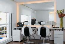 designer salão beleza