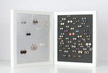 organizar jóias