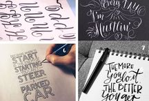 Hand Lettering Courses