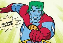 Captain Planet Takes Over The Stag's Head! / Join us on April 22nd to celebrate Earth Day with none other than Captain Earth and Captain Lawrence Brewing Company ! Sample delicious beer and enjoy delicious snacks in our delightful atmosphere.