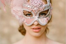masquerade mask / by rose rodriguez