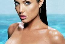 Angelina Jolie / by Marla Schwartz